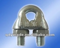 US type wire rope clips