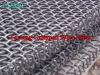 bullet carbon steel crimped woven square wire mesh factory