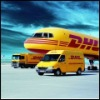 DHL shipping from China to USA