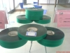 Green tie tape for gardening and horticulture industry