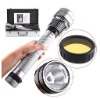 Powerful Aluminium Rechargeable 85W xenon Hunting Torch Flashlight