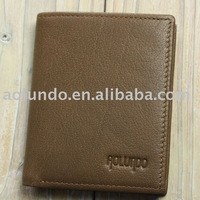 Fashionable design genuine leather wallets