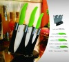 3PCS High quality ceramic knives