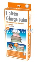1PC XL CUBE VACUUM BAG
