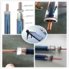 solar vacuum tube with Heat pipe 2012 NEW! ! ! ! Send Me inquiry ,Surprise waiting for you