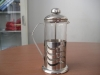 High Borosilicate Tea Pot French Press Coffee Maker