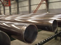 LSAW Welding line tubes