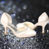 Bridal Dress Party Shoes (R-099#)