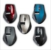 Free Logo printed Wireless Mouse 2.4Ghz (X-9320)