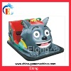 Gray wolf battery car for kids children