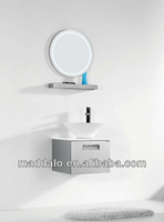 304 stainless steel bathroom cabinet with modern design model No. MA-8901