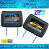 "6.5"" Headrest monitor with pillow"