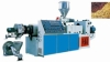 pvc hot cutting pelletizing line,granulating line