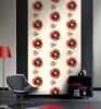 Vinyl PVC Floral Wallpaper
