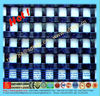 Biaxial warp-knitted geogrid