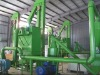 SKJ550/SKJ800 Wood/Straw/Sawdust pellet making machine line