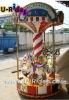 2012 circus theme horse carousel