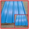 Mill of Colorful corrugated steel sheet