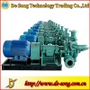 Wear resistance centrifugal slurry pump