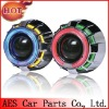 AES bi-xenon double angel eye hid projector lens