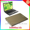 16000mah portable charger for notebook