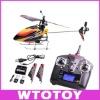 Hot WL-V911 2.4G 4CH Single Blade Gyro RC MINI Helicopter RTF