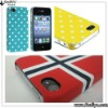 Fashion water transfer printing case for Iphone