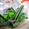 brand new low price used tire recycling machine for sale