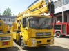 20 m Hight Working Platform Truck / DFL 4*2 High Bucket Operation Truck