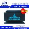 Car Amplifier 1200w for Universal model