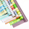 60g decorative striped gift wrapping paper