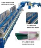 Hot European Roller shutters machine with foaming machine