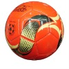 machine sewing football soccer ball size 5