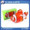 B/O inflatable flying toy fish, Inflatable Model, New promotion toys