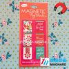 wedding gift set Magnetic bookmark set of 2pcs