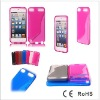 S TPU clear case cover for Apple touch 5