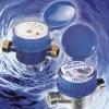 singel jet water meter