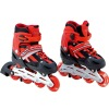New material size adjustable inline roller skate