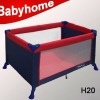 grace style European certificate Australia standard folding baby playpen & travel cot