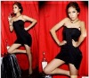 FY8235 cocktail dresses prom gowns black evening dresses party dresses