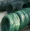 vinyl coated iron wire