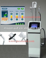 Beauty salon cryotherapy cellulite reduction device
