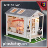 DIY block toys house IZH155149