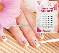 jewel nail sticker