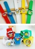 New Cute Animal Silicone Slap Watches for Girls Boys 2013
