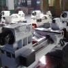 CNC lathe frame flat-bed