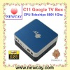 Hot sell Android 2.3 Google TV Box C11 with Telechips 8801 CPU
