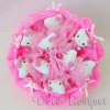 Adorable Kitty Bouquet-valentine gift bridal bouquet