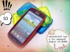 NEWEST and HOT style waterproof bumper case for samsung galaxy s3 i9300