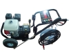 Gasoline power washer